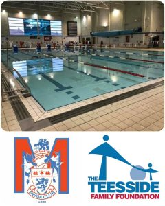 Middlesbrough Amateur Swimming Club and The Teesside Family Foundation partnership