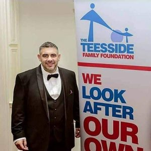TTFF and Middlesbrough Amateur Swimming Club (MASC) partnership